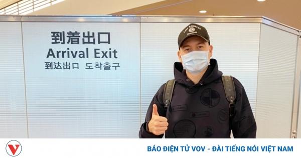 Đặng Văn Lâm chính thức có mặt ở Nhật Bản, chuẩn bị hội quân cùng Cerezo Osaka | VOV.VN