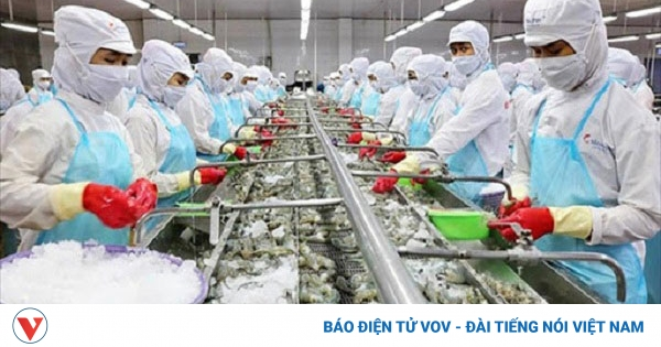 Xuất khẩu tăng cao trong dịch: Nỗ lực tăng trưởng từ nhiều ngành hàng | VOV.VN
