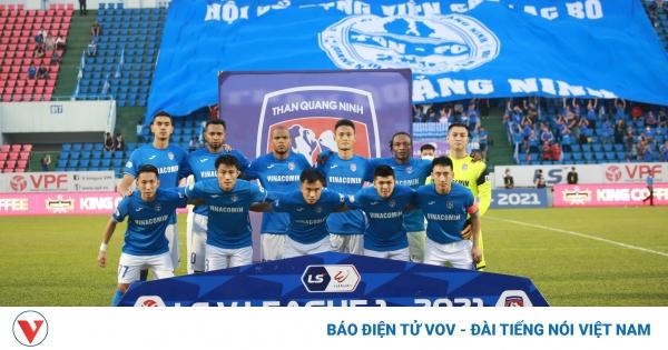 Được tạm ứng tiền lương, Than Quảng Ninh tiếp tục tham chiến V-League | VOV.VN