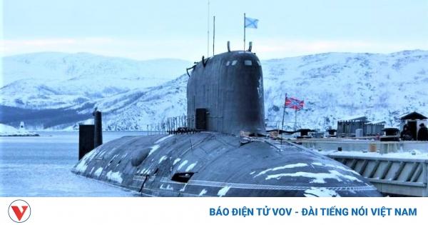"""Lực lượng tàu ngầm của Hải quân Nga đang cấp tốc """"lột xác"""""""