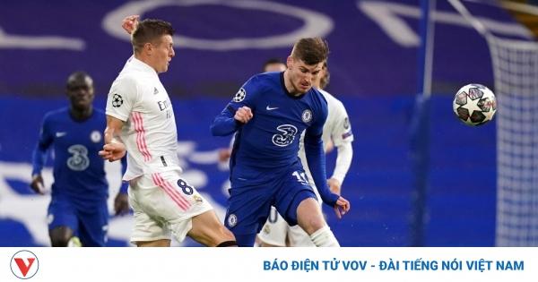 TRỰC TIẾP Chelsea 1-0 Real Madrid: Timo Werner lập công | VOV.VN