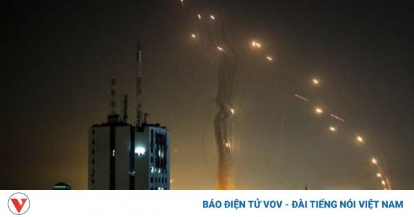 Sự lợi hại của hệ thống phòng không Vòm Sắt (Iron dome)   VOV.VN