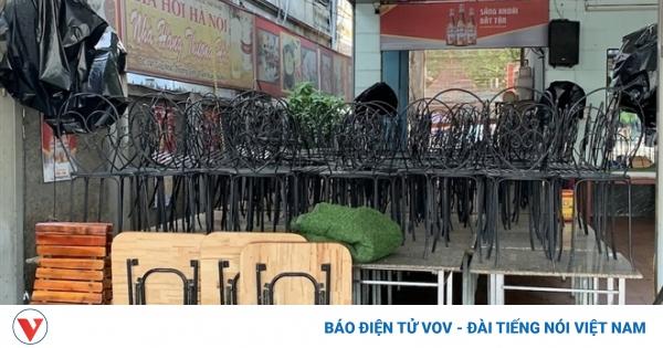 Loạt quán bia lớn ở Hà Nội 'vườn không nhà trống' giữa mùa hốt bạc | VOV.VN