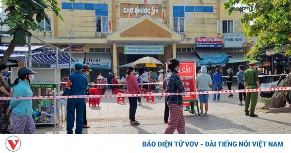 Chợ Đống Đa ở Đà Nẵng hoạt động trở lại | VOV.VN