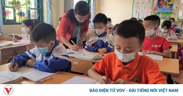 Lai Châu gấp rút hoàn thành chương trình năm học, đảm bảo mục tiêu kép | VOV.VN