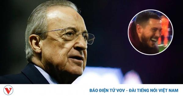 Dư âm Chelsea 2-0 Real Madrid: Nụ cười Hazard và cái tát vào tham vọng của Chủ tịch Perez