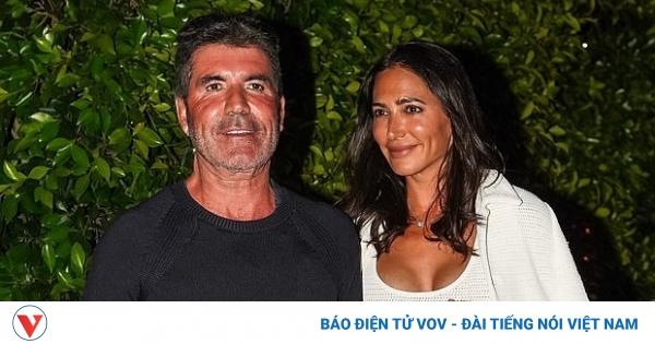 Simon Cowell và bạn gái