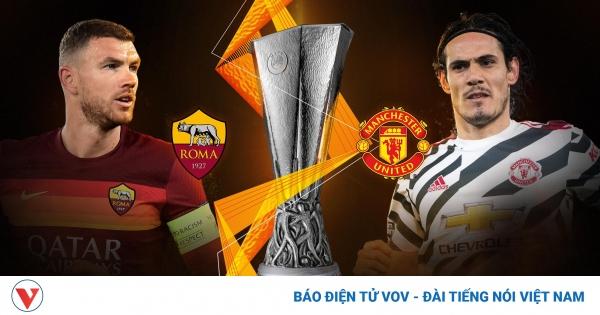 Xem trực tiếp AS Roma vs MU: Bán kết lượt về Europa League 2020/2021