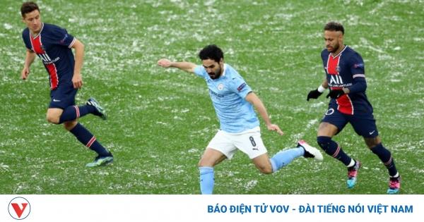 TRỰC TIẾP Man City 1-0 PSG: Đội khách bất lực | VOV.VN