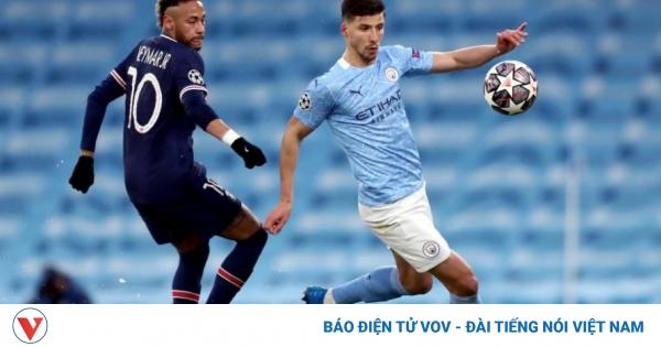 Không Mbappe, PSG ngậm ngùi nhìn Man City vào chung kết Champion League | VOV.VN