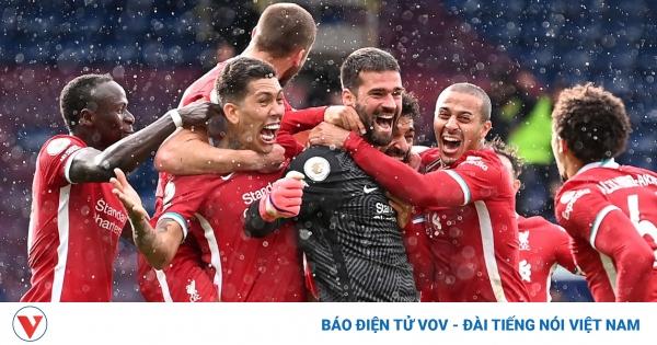Bảng xếp hạng Ngoại hạng Anh mới nhất: Liverpool sáng cửa tốp 4, Chelsea run rẩy | VOV.VN