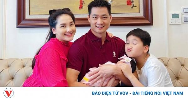 Vừa sinh con, diễn viên Bảo Thanh khoe nhan sắc xinh rạng ngời | VOV.VN