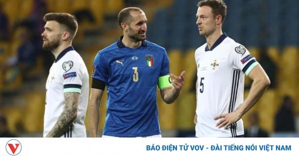 Thi đấu bết bát, Juventus vẫn đóng góp nhiều cầu thủ cho ĐT Italy dự EURO 2020  | VOV.VN