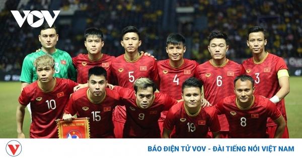 HLV Park Hang Seo chốt danh sách ĐT Việt Nam đá vòng loại thứ 2 World Cup 2022 | VOV.VN