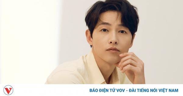 Song Joong Ki không tin mình là người có tài năng | VOV.VN