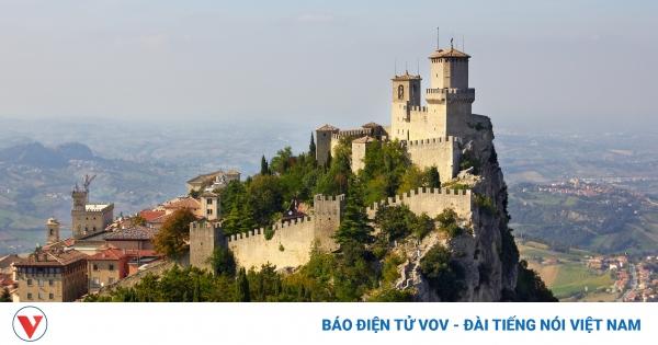 Không còn bệnh nhân Covid-19, San Marino tiêm vaccine cho du khách | VOV.VN
