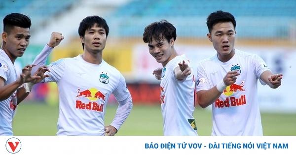 Vòng 12 V-League 2021: HAGL hòa thất vọng, Hà Nội FC và Viettel ca khúc khải hoàn | VOV.VN