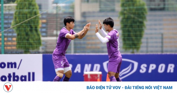 ĐT Việt Nam ngày 15/5: Văn Hậu trở lại tập luyện bình thường | VOV.VN
