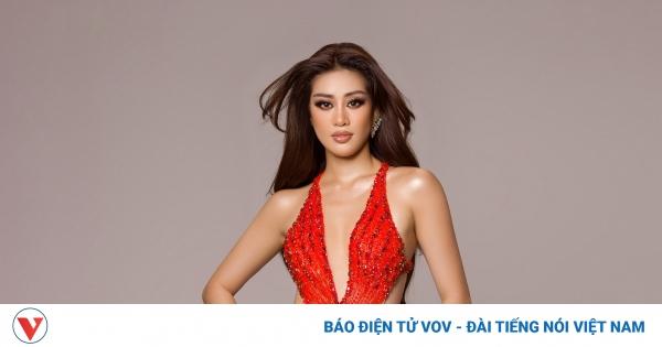 Hé lộ trang phục dạ hội của Hoa hậu Khánh Vân trong đêm chung kết Miss Universe | VOV.VN