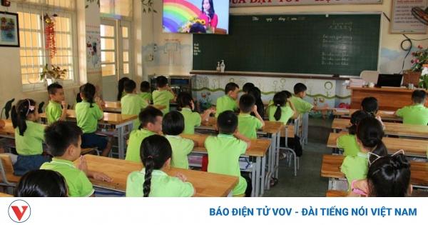 Thanh Hóacho phép các trường linh động nghỉ học từ 11/5   VOV.VN
