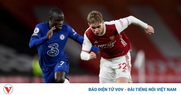 Lịch thi đấu bóng đá hôm nay 12/5: Chelsea đại chiến Arsenal   VOV.VN