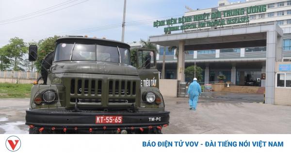 89 học sinh tỉnh Hải Dương nghỉ học do có 2 học sinh đến BV nhiệt đới Trung ương cơ sở 2   VOV.VN