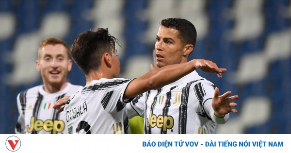 Ronaldo và Dybala đạt cột mốc 100 bàn cho Juventus trong cùng một trận đấu  | VOV.VN