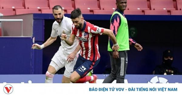 Vòng 37 La Liga 2020/2021: Khúc cua quyết định đến ngôi vô địch | VOV.VN