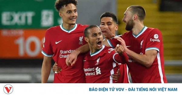 BXH Premier League mới nhất: Liverpool đe dọa top 4