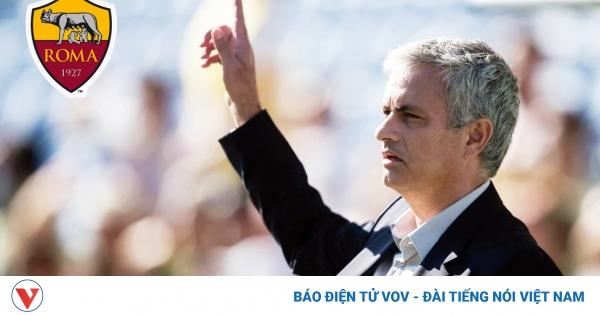 HLV Mourinho bất ngờ nhận lời dẫn dắt AS Roma | VOV.VN