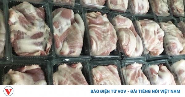 Loại thịt lợn hơn nửa triệu/kg vẫn được khách lùng mua dù giá rất đắt   VOV.VN