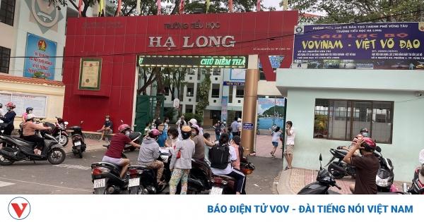 Hàng loạt địa phương dừng thi thử tốt nghiệp THPT, nghỉ học vì dịch   VOV.VN