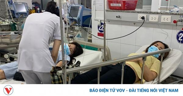 Hàng chục công nhân ở Bình Dương bị ngộ độc đã được xuất viện   VOV.VN