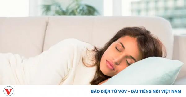 Ngủ trưa đều đặn giúp não bộ nhạy bén hơn   VOV.VN