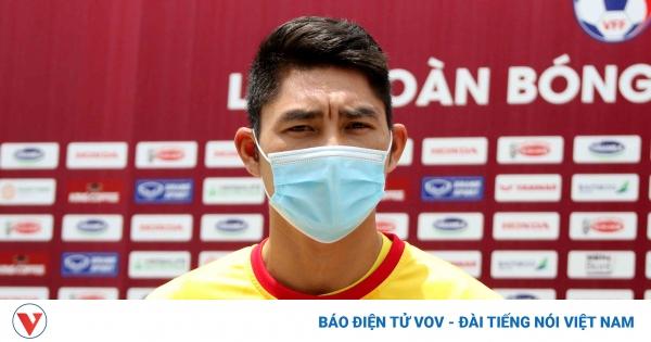 Thủ môn Sài Gòn FC quyết tâm cạnh tranh vị trí với Văn Lâm ở ĐT Việt Nam | VOV.VN