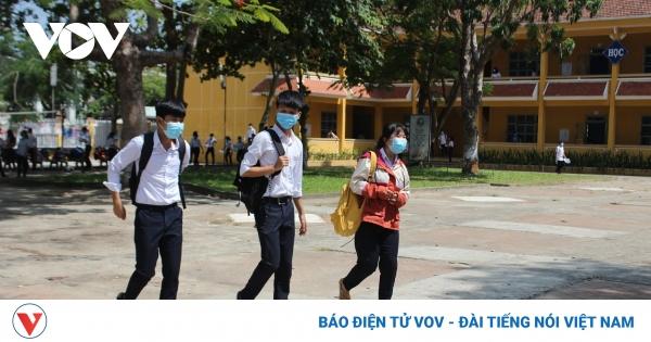 Quảng Nam xây dựng lại lịch thi học kỳ 2, đảm bảo phòng dịch COVID-19 | VOV.VN