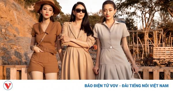 """Đọ sắc cùng Lương Thuỳ Linh, vẻ đẹp """"vượt thời gian"""" của Hà Kiều Anh khiến fan ngỡ ngàng   VOV.VN"""