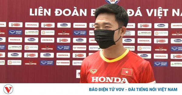 Xuân Trường: Các tuyển thủ đều nỗ lực vì mục tiêu cao nhất của ĐT Việt Nam   VOV.VN