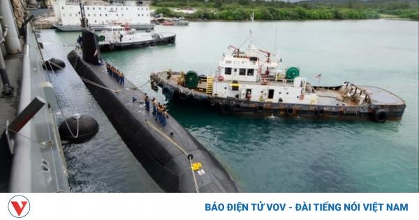 Mỹ tính dùng lực lượng tàu ngầm Nhật Bản tạo gọng kìm siết chặt hải quân Trung Quốc | VOV.VN