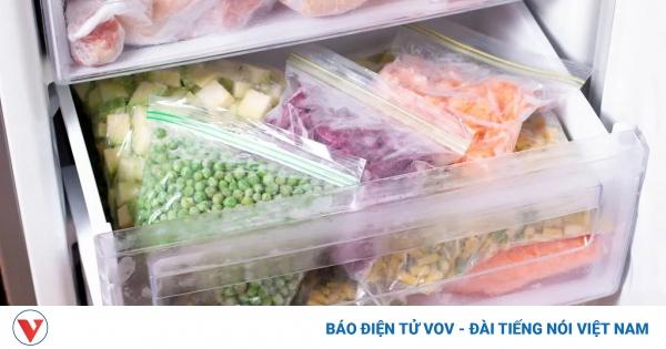 Mách bạn 8 cách đơn giản chống lãng phí thức ăn | VOV.VN