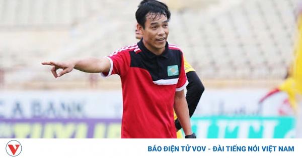 Quyền HLV trưởng Huy Hoàng nói lời gan ruột với cổ động viên SLNA | VOV.VN