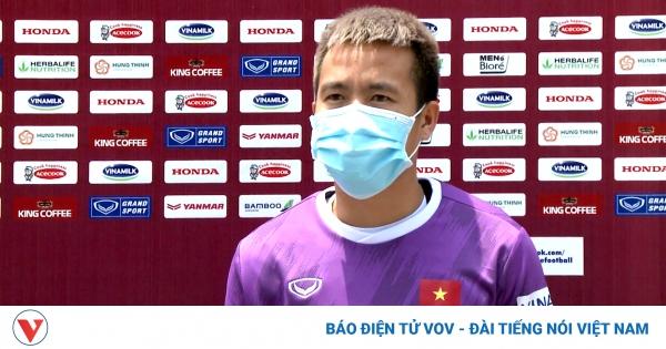 Học trò tiết lộ lý do HLV Park bất ngờ đổi lịch tập của ĐT Việt Nam | VOV.VN