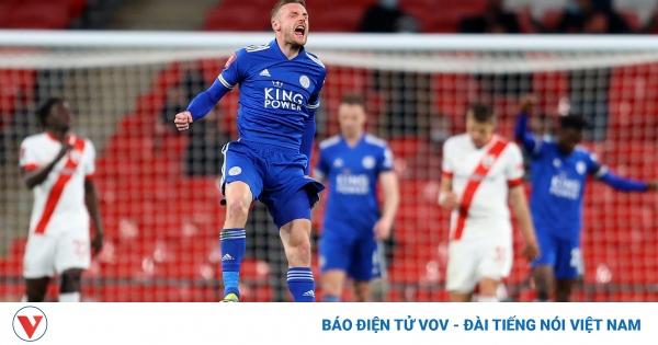 Vardy sắp tạo nên kỷ lục khó tin ở FA Cup  | VOV.VN