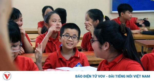 Sở GD-ĐT Hà Nội thông tin về lịch học trước diễn biến của dịch Covid-19 | VOV.VN