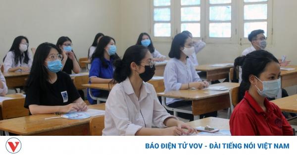 Sở GD-ĐT Bắc Ninh chuẩn bị phương án cho các kỳ thi trong dịch Covid-19   VOV.VN