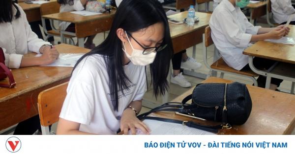 Thi tốt nghiệp THPT: Số lượng thí sinh đăng ký bài thi Khoa học xã hội đông áp đảo | VOV.VN