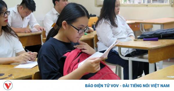 Trường THPT Chuyên KHTN ở Hà Nội hoãn thi vào lớp 10 do dịch Covid-19 | VOV.VN