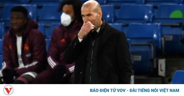 HLV Zidane thừa nhận Chelsea vượt trội Real Madrid  | VOV.VN