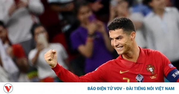 Hòa 2-2 trước Bồ Đào Nha, Pháp dẫn đầu bảng F tử thần trong ngày Ronaldo chạm mốc kỷ lục