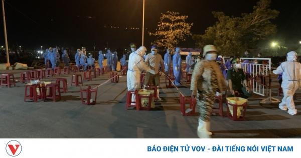 Đà Nẵng siết chặt phòng chống dịch tại cảng cá Thọ Quang